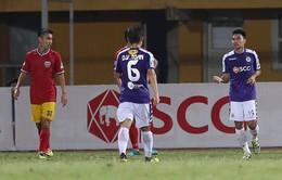 Thắng thuyết phục 3-1 Hồng Lĩnh Hà Tĩnh, CLB Hà Nội giành quyền vào tứ kết Cúp Quốc gia Bamboo Airways 2019