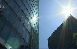 Nắng nóng ở châu Âu có dấu hiệu dịu bớt