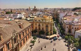 Trường hợp tử vong đầu tiên do nắng nóng tại Tây Ban Nha