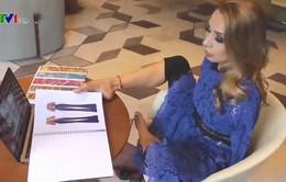 Nhà thiết kế thời trang không tay tại Mexico