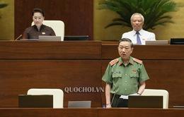 Bộ trưởng Tô Lâm: Chưa có dấu hiệu không khách quan của công an địa phương khi điều tra gian lận thi cử