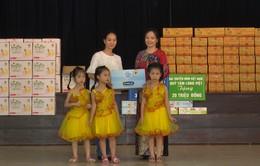 Quỹ Tấm lòng Việt hỗ trợ cải thiện cơ sở vật chất cho trường Mầm non An Sinh, tỉnh Hải Dương