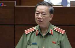 """Bộ trưởng Bộ Công an: """"Không để Việt Nam thành địa bàn trung chuyển ma túy"""""""