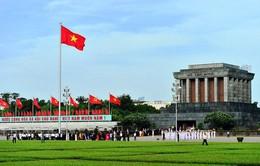 Tạm ngừng tổ chức lễ viếng Chủ tịch Hồ Chí Minh, lễ tưởng niệm các anh hùng liệt sĩ từ 14/6 - 14/8