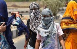 Nắng nóng đỉnh điểm kéo dài tại Ấn Độ