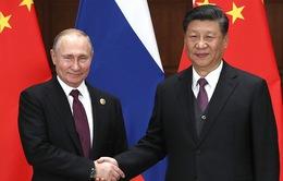 Nga - Trung Quốc thúc đẩy hợp tác song phương