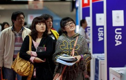 Trung Quốc phát cảnh báo tới những sinh viên muốn đi du học Mỹ