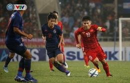 Lịch trực tiếp các trận đấu của ĐT Việt Nam tại King's Cup 2019 trên VTVcab