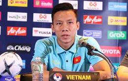 Đội trưởng ĐT Việt Nam - Quế Ngọc Hải tự tin trước trận khai mạc King's Cup 2019