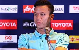 Thủ quân ĐT Việt Nam Quế Ngọc Hải tự tin trước trận gặp Thái Lan