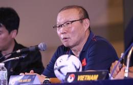 HLV Park Hang Seo nói gì sau chiến thắng của ĐT Việt Nam trước ĐT Thái Lan tại King's Cup 2019?
