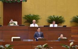 Phiên chất vấn và trả lời chất vấn Bộ trưởng Nguyễn Văn Thể diễn ra khá sôi nổi