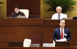Nhiều giải pháp về xây dựng được đưa ra trong phiên chất vấn Bộ trưởng Bộ Xây dựng