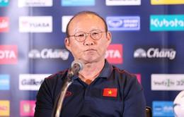 """HLV Park Hang Seo: """"Mục tiêu quan trọng vẫn là vòng loại World Cup 2022"""""""