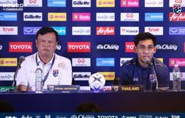 HLV Thái Lan gặp áp lực trước trận gặp ĐT Việt Nam tại King's Cup 2019