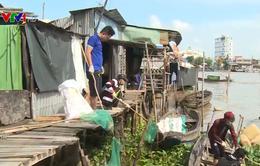 Phát động chiến dịch làm sạch sông Mekong