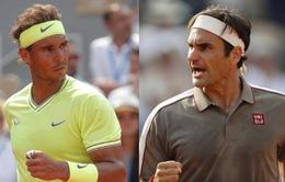 Roger Federer sẽ gặp Rafael Nadal tại bán kết Pháp mở rộng 2019