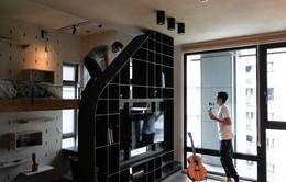 Ý tưởng tiết kiệm không gian bằng nội thất thông minh