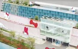Sắp ra mắt thương hiệu Hello Kitty World tại Việt Nam