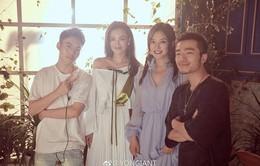 Show truyền hình thực tế về ẩm thực của Triệu Vy khởi động mùa mới