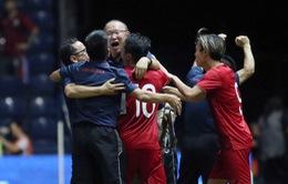 Chủ tịch VFF thưởng nóng 500 triệu đồng cho ĐT Việt Nam sau chiến thắng trước Thái Lan