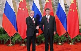 Nga, Trung Quốc nâng cấp quan hệ cho thời đại mới