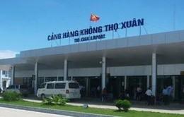 Hành khách hành hung nhân viên an ninh sân bay Thọ Xuân