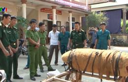 Quảng Trị: Tình trạng buôn bán thuốc nổ diễn biến phức tạp