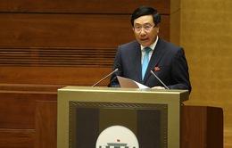 Phó Thủ tướng Phạm Bình Minh: Việt Nam kiên quyết đấu tranh với các hành vi vi phạm chủ quyền biển đảo