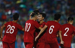 U23 Việt Nam 2-0 U23 Myanmar: Chiến thắng thuyết phục!