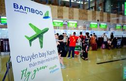 """Bamboo Airways khởi đầu hành trình """"bay Xanh"""""""