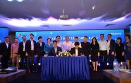 Samsung Việt Nam và Egroup hợp tác đưa ứng dụng 4.0 vào giáo dục