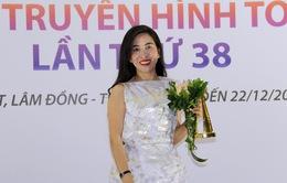 VTV Awards 2019: Nữ phóng viên điều tra Liên Liên được đề cử Nhân vật của năm