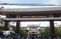 Bình Thuận: Một thí sinh dùng đồng hồ thông minh quay cóp khi thi tuyển lớp 10 trường Chuyên