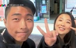 Lớp học hẹn hò tại Hàn Quốc