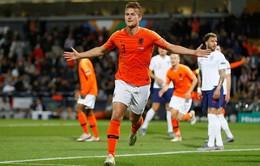 Vượt qua ĐT Anh, ĐT Hà Lan hẹn ĐT Bồ Đào Nha ở chung kết UEFA Nations League 2019