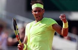 Vượt qua Federer, Nadal lần thứ 12 vào chung kết Pháp mở rộng 2019