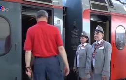 Nga khai trương chuyến tàu hỏa đầu tiên đến Bắc Cực