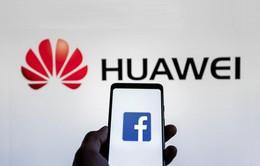 Điện thoại mới của Huawei sẽ không có các ứng dụng của Facebook