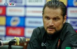 """HLV U23 Myanmar: """"Quan điểm của tôi về U23 Việt Nam vẫn không thay đổi"""""""