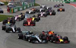 Diễn biến ngày đua thử GP Canada: Cạnh tranh quyết liệt!