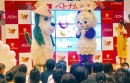 Mèo tím Meo Meo của VTV7 lần đầu trình diễn tại Nhật Bản