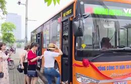 Thêm tuyến xe bus kết nối Hà Đông - Nội Bài