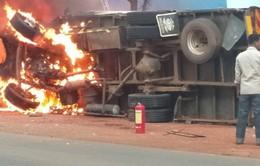 Tai nạn giao thông thảm khốc tại Campuchia, 11 người thiệt mạng