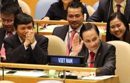 Báo chí quốc tế đánh giá cao Việt Nam trúng cử Ủy viên không thường trực HĐBA