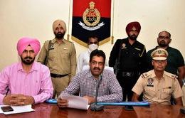 Ấn Độ thu giữ hơn 0,5 tấn heroin