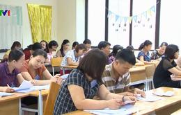 Bộ GD&ĐT kiểm tra công tác chấm thi THPT Quốc gia