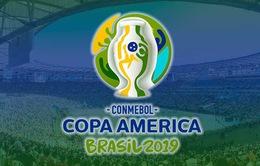 Lịch thi đấu bán kết Copa America 2019: Đại chiến Brazil - Argentina