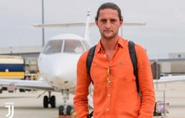 CHÍNH THỨC: Adrien Rabiot cập bến Juventus