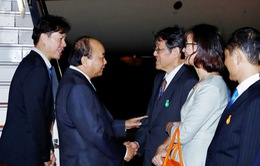 Thủ tướng Nguyễn Xuân Phúc thăm chính thức Nhật Bản